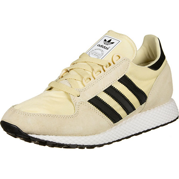 Schuhe Low Adidas Gelb Originals Grove Sneakers kombi Forest tQshrdCx