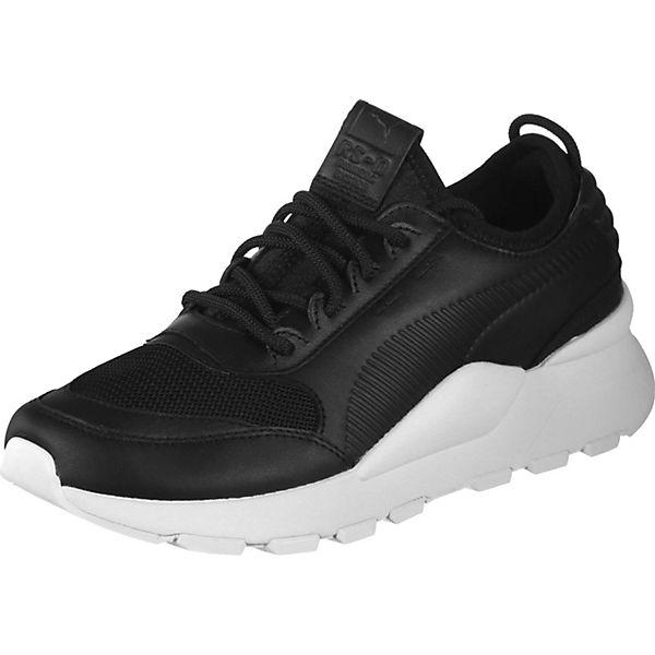 808 Low Rs Sneakers Puma Schuhe 0 Schwarz vmn80wON