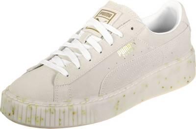 PUMA Schuhe für Damen in gold günstig kaufen | mirapodo