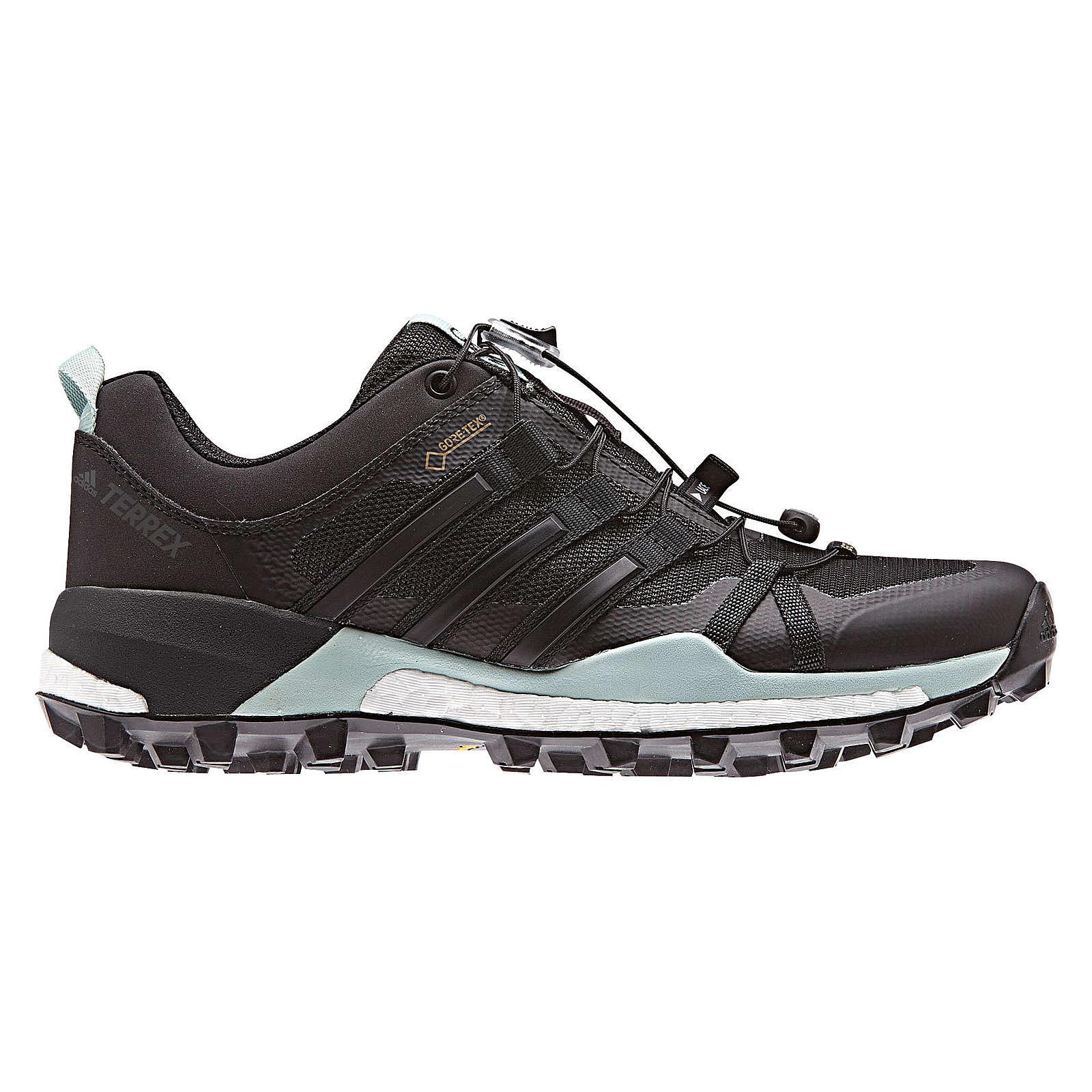 adidas TERREX Wanderschuhe Skychaser Gore Tex W Wanderschuhe schwarz Damen Gr. 45 1/3 von mirapodo - Neu in Schwarz für 179,90€