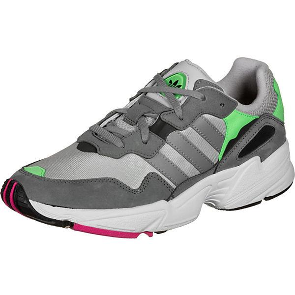 Schuhe Adidas Originals Grau 96 Yung kombi Low Sneakers MGpVUSzLq
