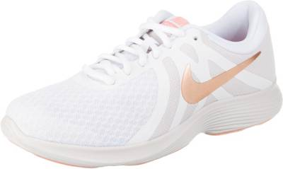 Nike Performance, REVOLUTION 4 EU Laufschuhe, offwhite