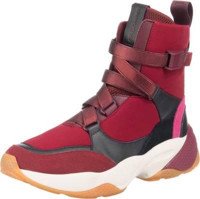 Sneakers in rot günstig kaufen   mirapodo