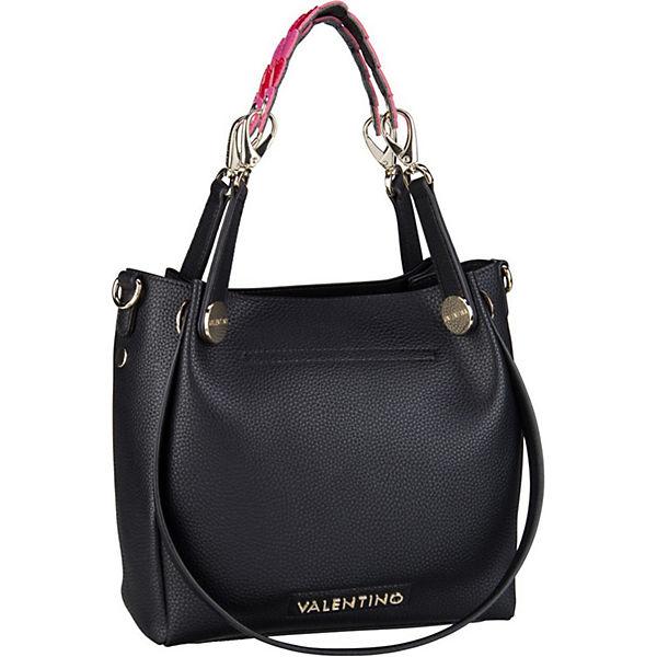 M01 Handtaschen Mila Valentino Shopping Handtasche Schwarz IEDH2W9Y