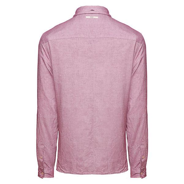 Khujo Khujo Khujo Langarmhemden Langarmhemden Rot Saffron Shirt Rot Shirt Saffron Shirt 45AjLR