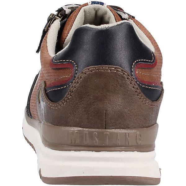 Low Sneaker Braun Mustang Sneakers Sneaker Sneakers Mustang EH9DYW2I