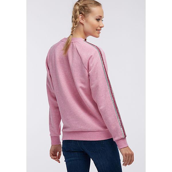 Sweatshirt Pink Mymo Sweatshirt Mymo Mymo Pink Mymo Sweatshirt Sweatshirt Pink ALRq35jc4