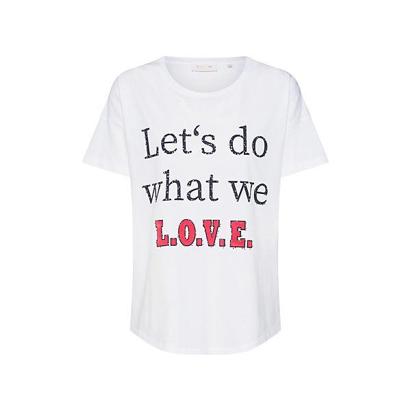 amp;royal Royal Rich Shirt T shirts Weiß Richamp; OPn0kw