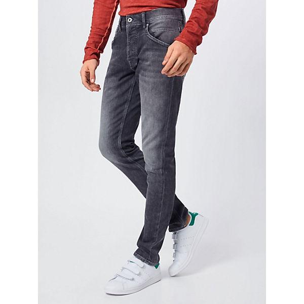 Jeanshosen Grey Track Jeans Denim Pepe YH2WDIE9