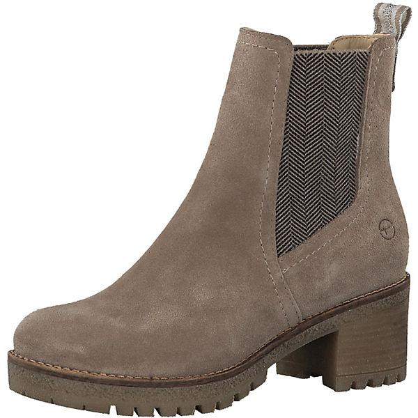premium selection a8a28 45eff Tamaris, Chelsea Boots, grau | mirapodo