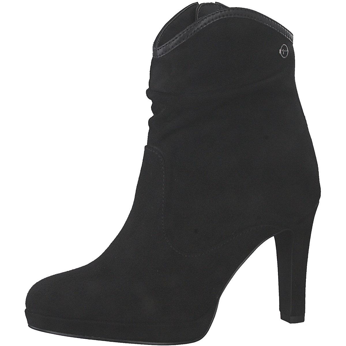 Tamaris, Klassische Stiefeletten, schwarz  Gute Qualität beliebte Schuhe