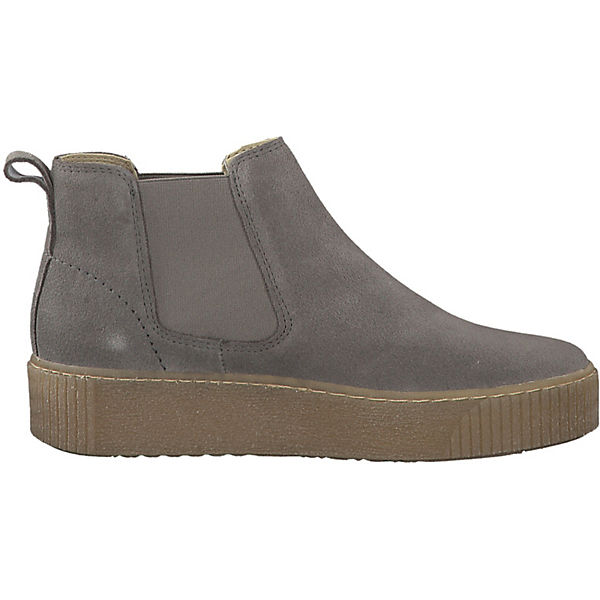 Tamaris Chelsea Chelsea Hellgrau Boots Tamaris Boots Hellgrau YgIb76vyf