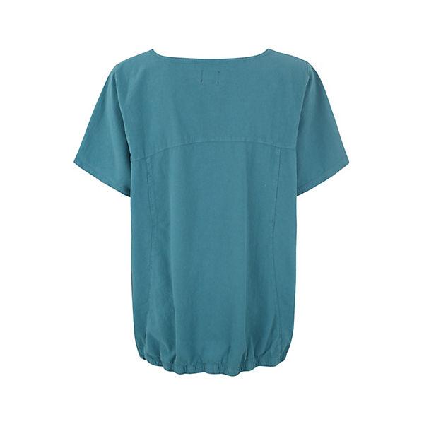 Kurzarmblusen Kurzarmblusen Blau Zizzi Bluse Bluse Bluse Blau Blau Zizzi Kurzarmblusen Zizzi MpzSqUV