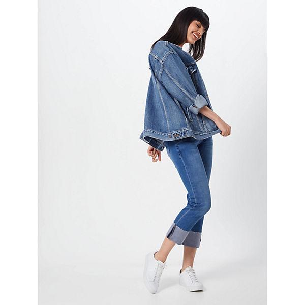 Glücksstern Denim Blue Maya Jeans Jeanshosen qMVSzpU
