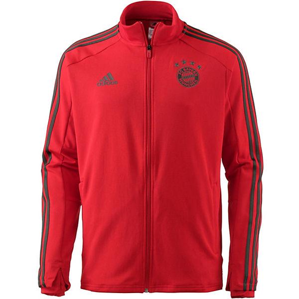 Performance Fc Trainingsjacken Rot Bayern Adidas Trainingsjacke xEQerdCBoW