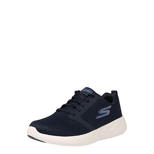 Skechers Blau Run Low Sneakers Sneaker 600Circulate Go wPONX8n0k