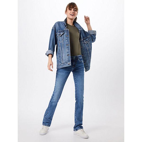 Blue Jeanshosen Denim Piccadilly Pepe Jeans 8wOnP0k