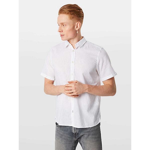 Tailor Langarmhemden Tom Hemd Hemd Weiß Tom Tailor Hemd Langarmhemden Weiß Tom Tailor gYybf76