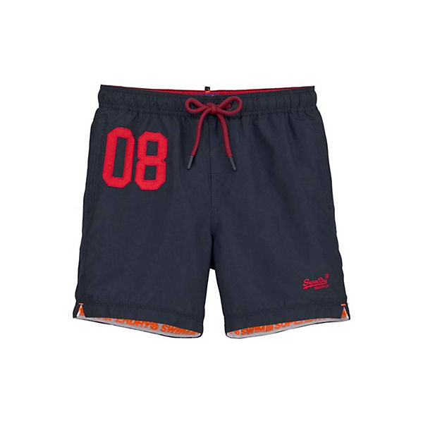 Superdry Badeshorts Rot Rot Water Superdry Water Superdry Badeshorts Rq4AjL35