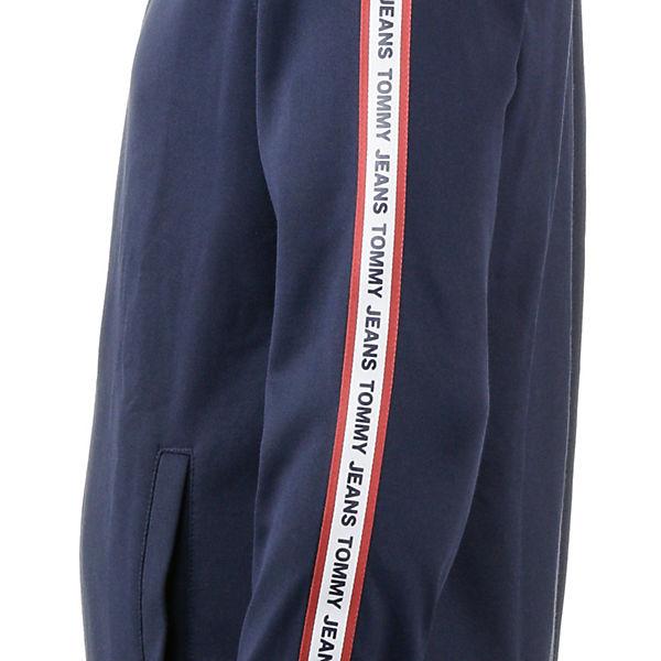 Sweatjacken Sweatjacken Jeans Blau Tommy Blau Jeans Tommy Jeans Polyjacke Tommy Polyjacke c54AqRj3L