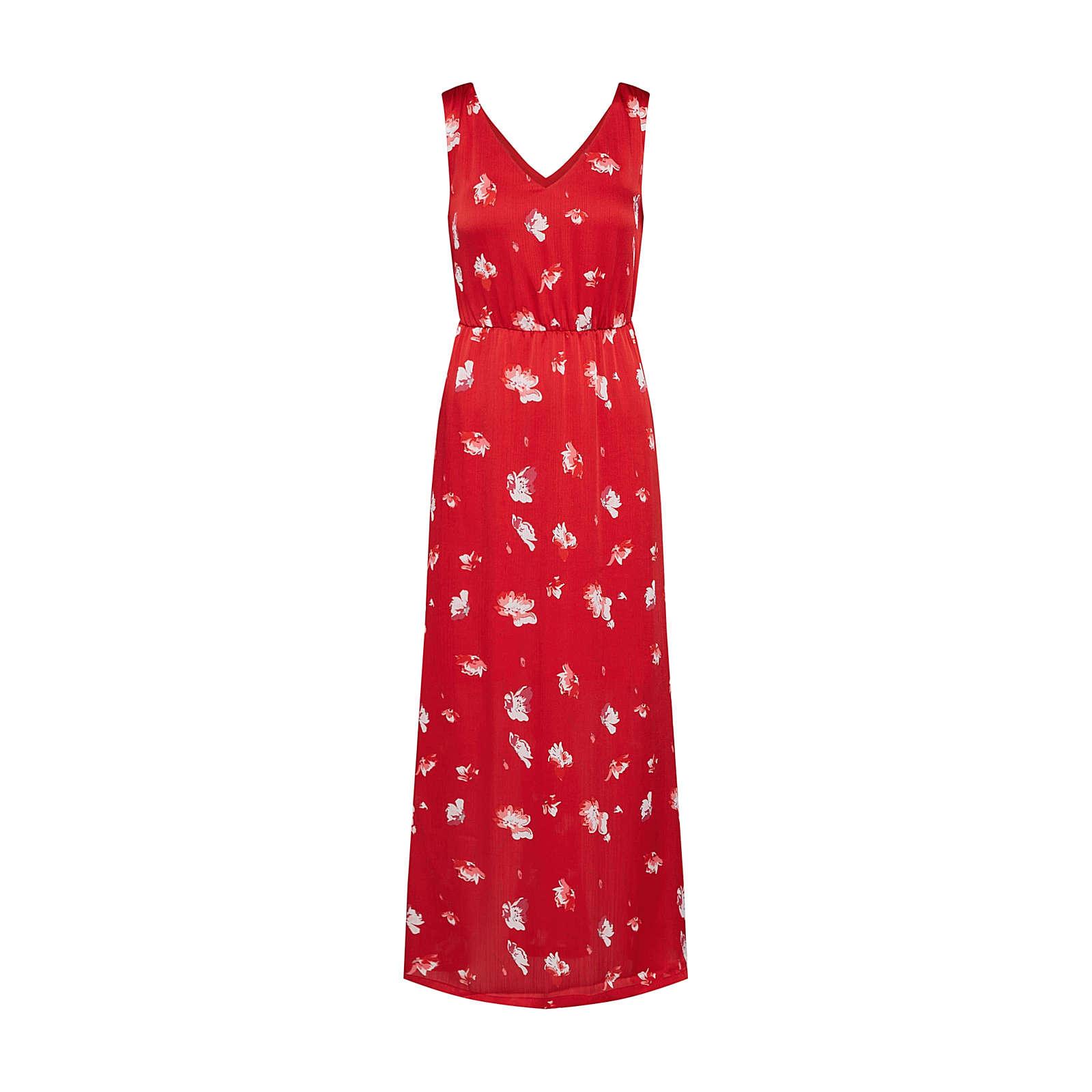 ONLY Sommerkleid Sommerkleider weiß Damen Gr. 42