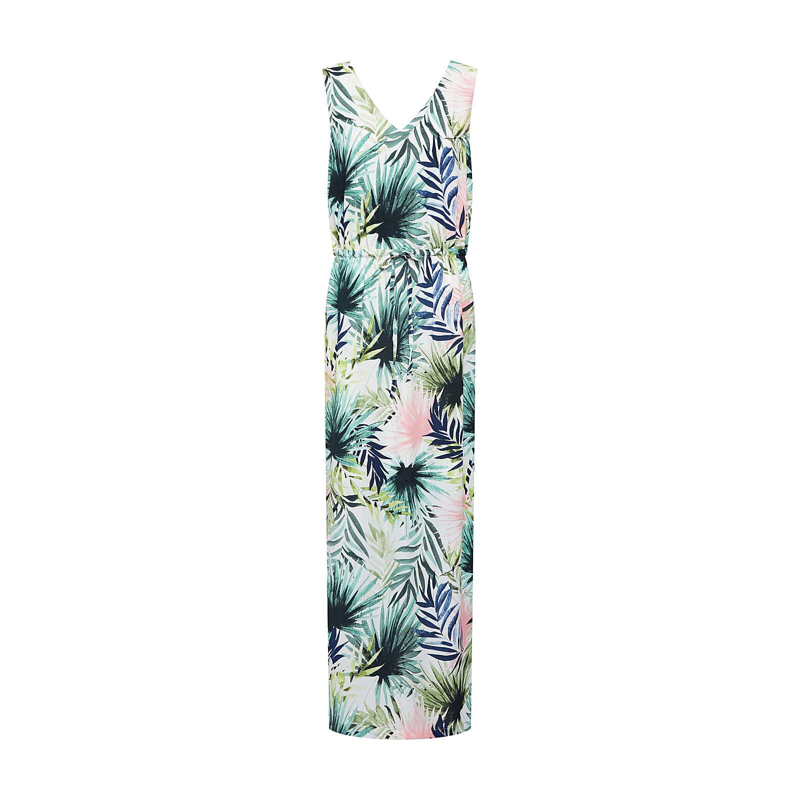ONLY Sommerkleid Sommerkleider weiß Damen Gr. 38