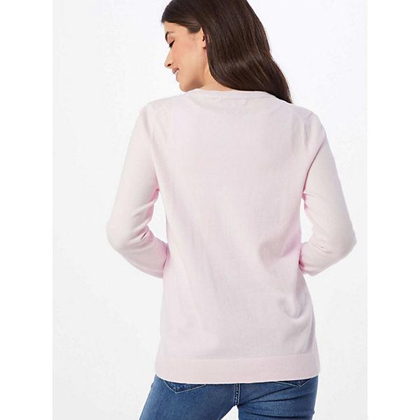 V nk Sweater Rosa Tommy Hilfiger Pullover Heritage 80OPkwn