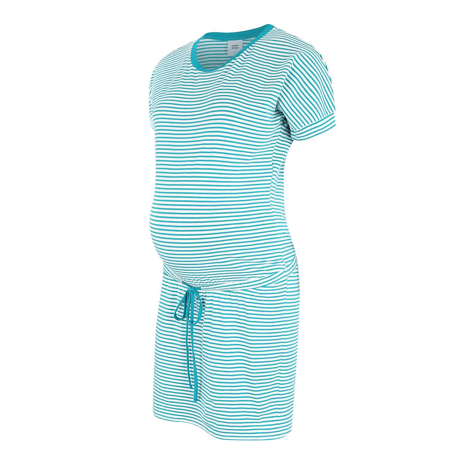 MAMALICIOUS Sommerkleid Sommerkleider weiß Damen Gr. 36