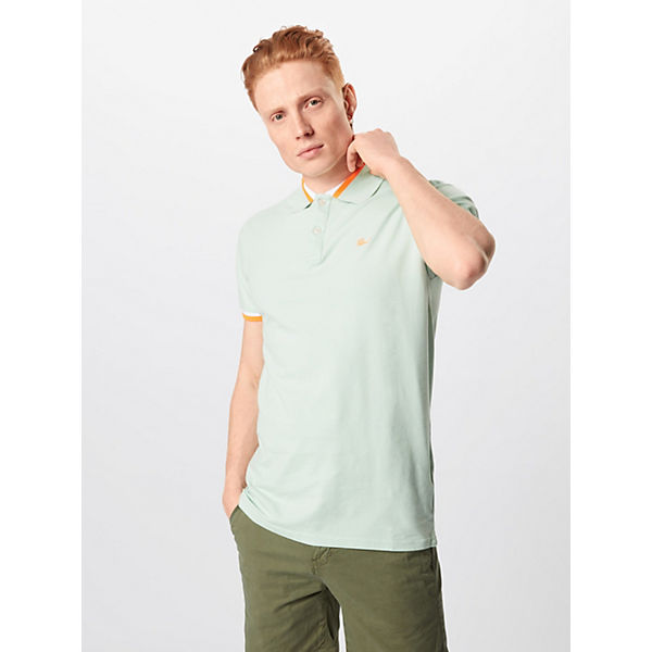 Industries shirts Petrol Shirt Orange T J1lTFK3uc