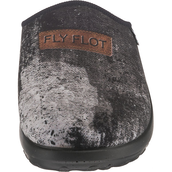 Fly Pantoffeln Pantoffeln Fly Flot Fly Flot Schwarz Flot Pantoffeln Schwarz kuOiXZPT