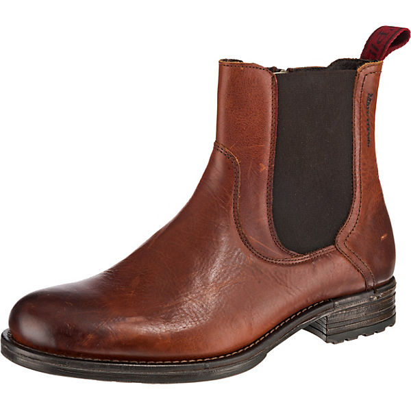 reputable site 9fcca 38c3a Marc O'Polo, Sutton 5B Chelsea Boots, cognac