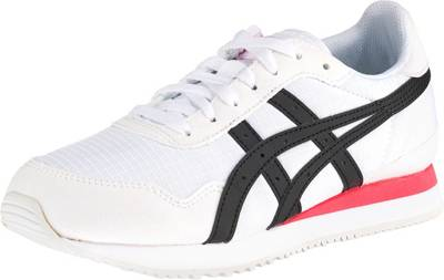 ASICS SportStyle, TIGER RUNNER Sneakers Low, weiß