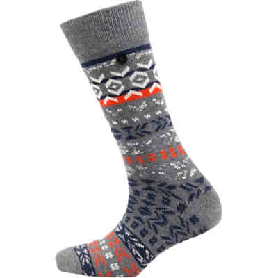 1er Pack Cotton Jacquard M Socken