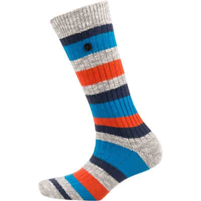 1er Pack Slub Stripes Socken