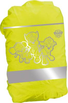 Rucksack Regenschutz PAW Patrol, reflektierend, PAW Patrol