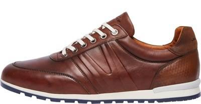 Van Lier Anzano Sneaker Low Blue Herren Schuhe Beliebt