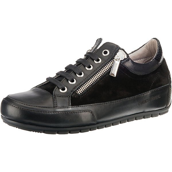 Rock Deluxe Zip Sneakers Low