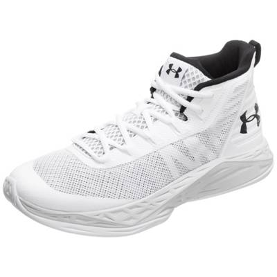 Under Armour, Under Armour Lockdown Basketballschuhe, weiß