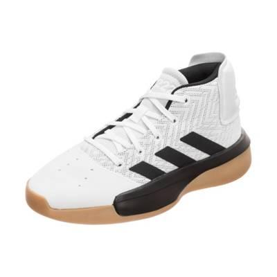 adidas Performance, Kinder Basketballschuhe PRO SPARK 2018, weiß