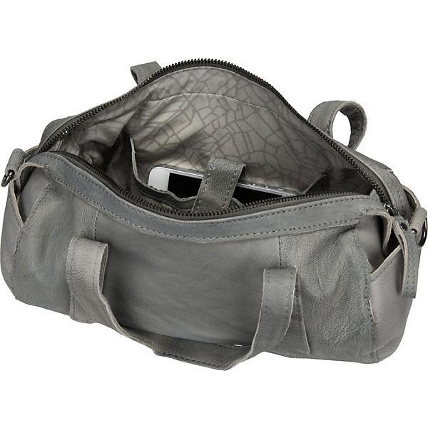 Kurzgrifftasche Handtaschen Voi Design Leather Capra Taupe Handtasche Vld 21205 m80vOnNw