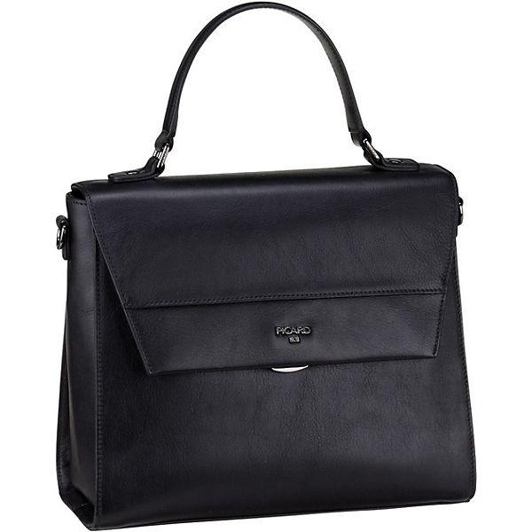 Schwarz Handtaschen Picard Handtasche 9181 Trigger EDbWH2eI9Y