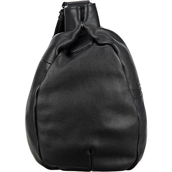Grau Beutel Vld Leather 21304 Umhängetaschen Umhängetasche Design Venezia Voi SVpzUMq