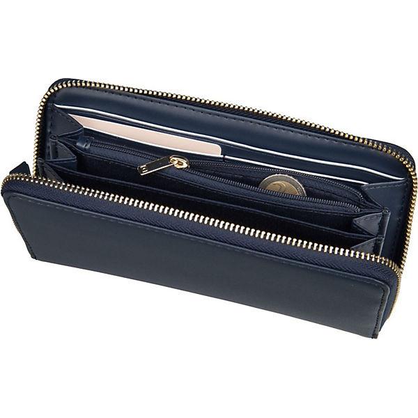 Kellnerbörse Leather Portemonnaies Dunkelblau Lrg Za Tommy Hilfiger Corp rWxdBeCo