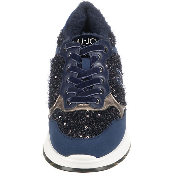 LIU JO  ASIA 06 Sneakers Low  dunkelblau VpkTb