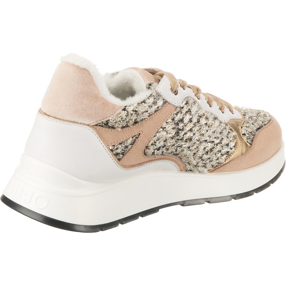 LIU JO, ASIA 06 Sneakers Low, beige-kombi