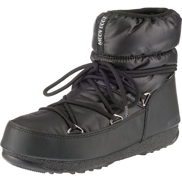 Nylon Low Winterstiefel