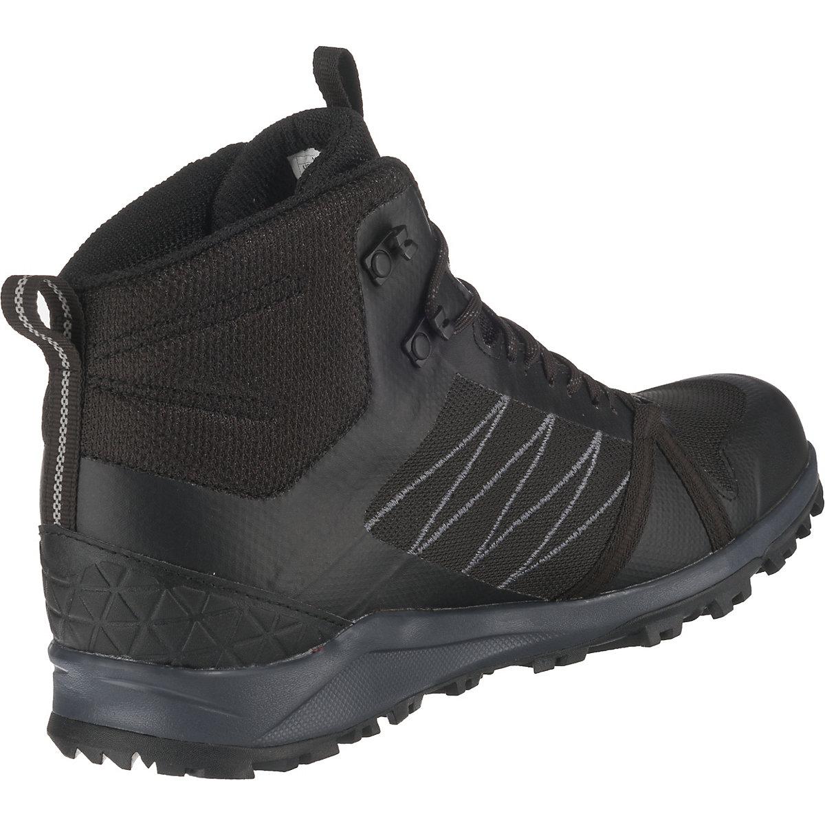 The North Face, Litewave Fastpack Ii Mid Gtx Trekkingstiefel, Schwarz