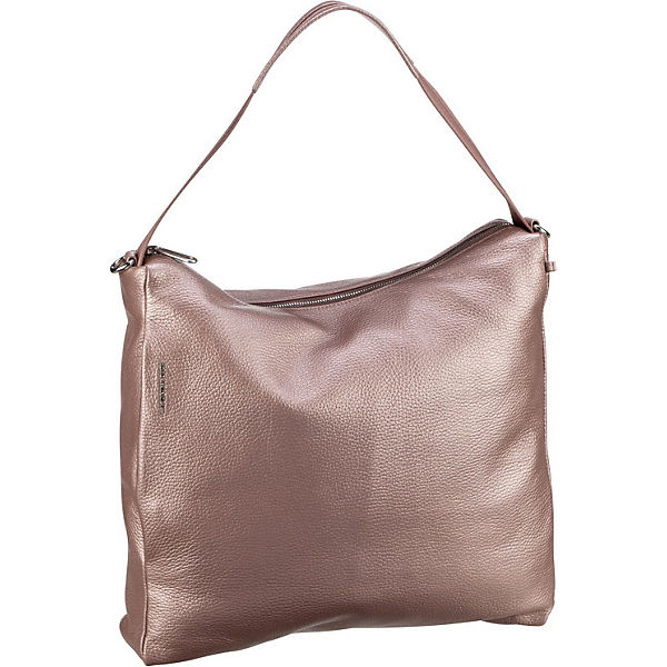 Handtaschen Leather Duck Mellow Zlt95 Handtasche Hobo Rosa Lux Mandarina 0Nnw8vm