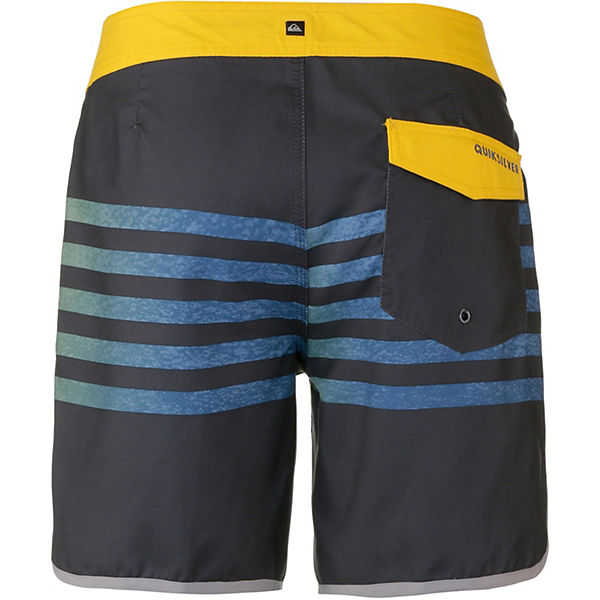 Grau Quiksilver Roots 17 Grass Everyday Boardshorts Badehosen SUMpGzVq