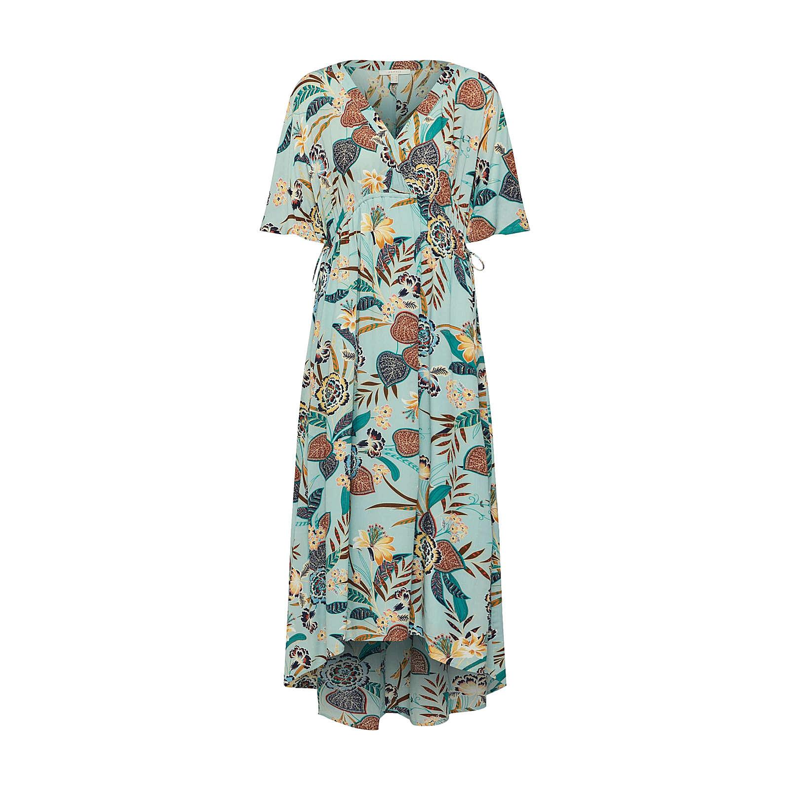 ESPRIT Sommerkleid Sommerkleider grün Damen Gr. 36